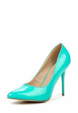 Туфли Wilmar                                                                                                              зелёный цвет