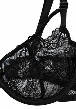 Бюстгальтер Womensecret Women' Secret                                                                                                              черный цвет