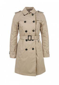 Куртка Утепленная Woolrich                                                                                                              бежевый цвет