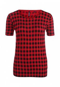 Футболка Woolrich                                                                                                              красный цвет