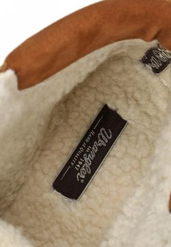 Ботинки Wrangler                                                                                                              коричневый цвет