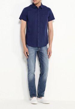 Рубашка Wrangler                                                                                                              синий цвет