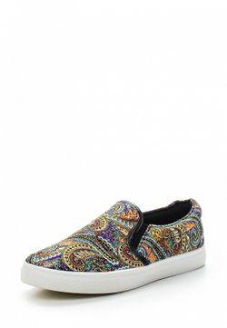 Слипоны WS Shoes                                                                                                              многоцветный цвет