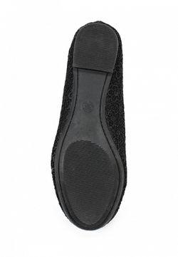 Лоферы WS Shoes                                                                                                              чёрный цвет