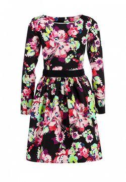 Платье Xarizmas                                                                                                              черный цвет
