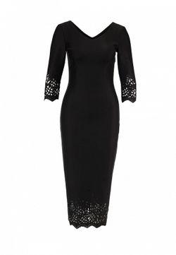 Платье Xarizmas                                                                                                              чёрный цвет