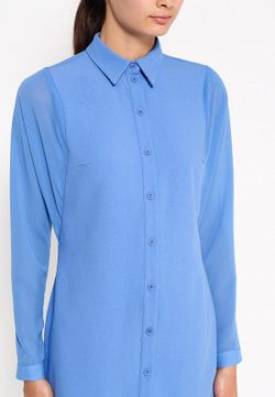 Платье Xarizmas                                                                                                              голубой цвет