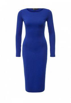 Платье Xarizmas                                                                                                              синий цвет