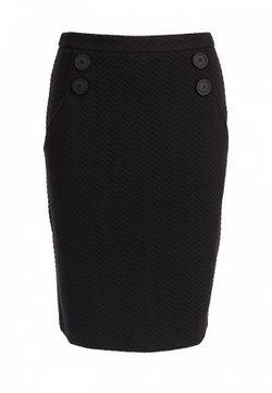 Юбка Yumi                                                                                                              черный цвет