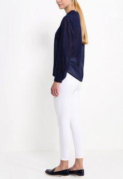 Блуза Zarina                                                                                                              синий цвет