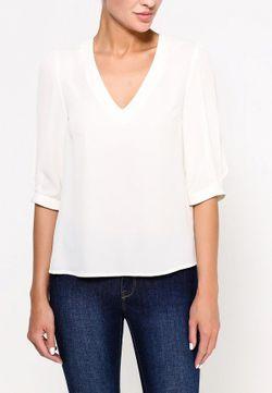 Блуза Zarina                                                                                                              бежевый цвет