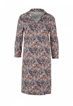 Платье Zarina                                                                                                              серый цвет