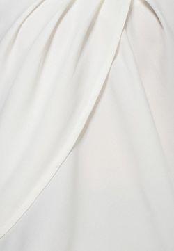 Топ Zalora                                                                                                              белый цвет