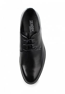 Туфли Zenden                                                                                                              чёрный цвет