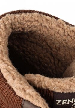 Кеды Zenden Active                                                                                                              коричневый цвет