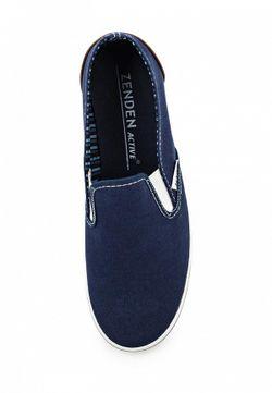 Слипоны Zenden Active                                                                                                              синий цвет