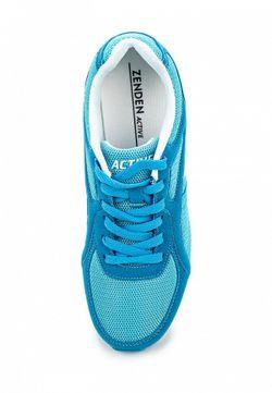 Кроссовки Zenden Active                                                                                                              голубой цвет