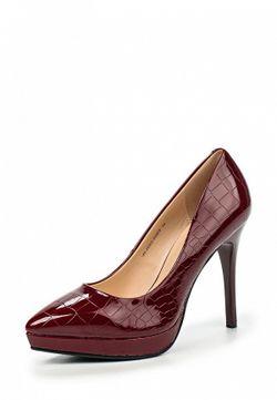 Туфли Zenden Woman                                                                                                              красный цвет