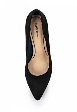 Туфли Zenden Woman                                                                                                              чёрный цвет