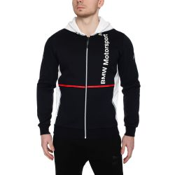 Толстовка Bmw Msp Hooded Sweat Jacket Puma                                                                                                              None цвет