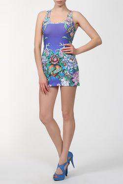 Платье С Рисунком EdHardy                                                                                                              None цвет