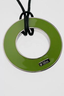 Подвеска На Шнурке Bliss                                                                                                              зелёный цвет