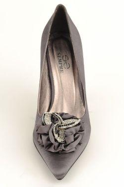 Туфли Sempre                                                                                                              серый цвет