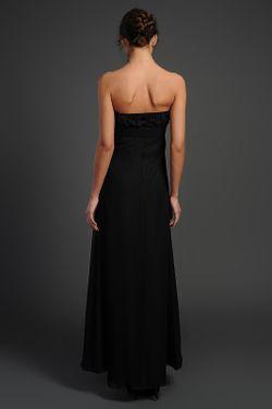 Платье Вечернее Valentino Roma                                                                                                              черный цвет
