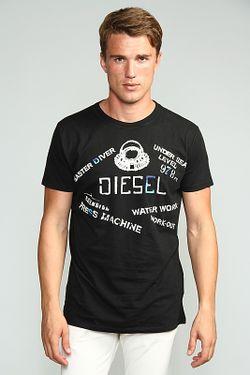 Футболка Diesel                                                                                                              None цвет