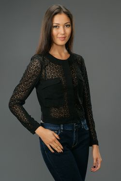 Жакет Prada                                                                                                              чёрный цвет