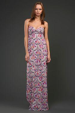 Платье Вечернее Emilio Pucci                                                                                                              розовый цвет