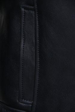 Дубленка Izeta                                                                                                              черный цвет