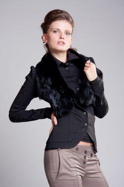 Кардиган Gloss                                                                                                              черный цвет