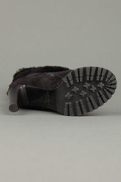 Ботильоны Enzo Logana                                                                                                              черный цвет
