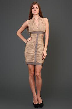 Платье Вечернее Herve' L. Leroux                                                                                                              многоцветный цвет