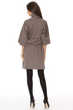 Платье Alina Assi                                                                                                              коричневый цвет