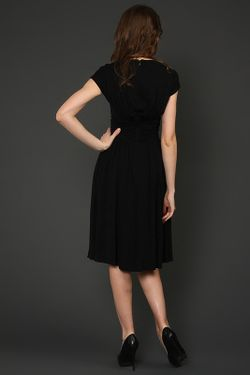 Платье Giambattista Valli                                                                                                              черный цвет