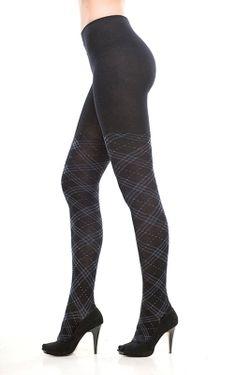 Фантазийные Колготки Burlesco                                                                                                              чёрный цвет