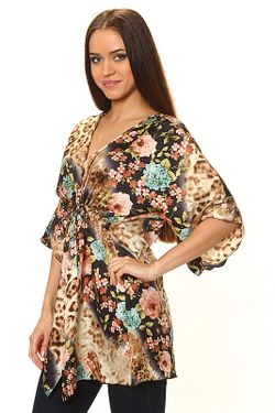 Блузка Klairie                                                                                                              бежевый цвет