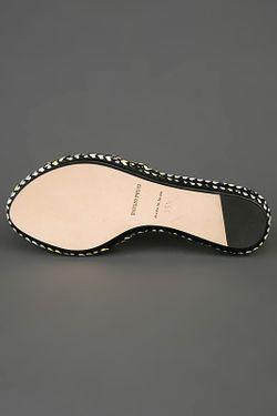 Сабо Emilio Pucci                                                                                                              чёрный цвет