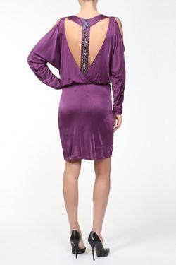 Платье Faith Connexion                                                                                                              фиолетовый цвет