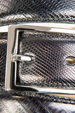 Ремень Dali Exclusive                                                                                                              чёрный цвет