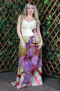 Сарафан Мелиса Kristina                                                                                                              многоцветный цвет