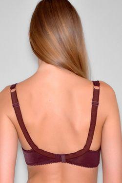 Бюстгальтер Amante                                                                                                              коричневый цвет