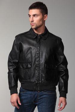 Куртка Кожаная Ralph Lauren Blue                                                                                                              None цвет