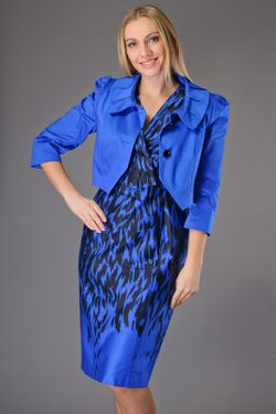 Жакет Kate Cooper                                                                                                              синий цвет