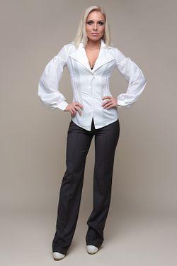 Рубашка Gloss                                                                                                              белый цвет