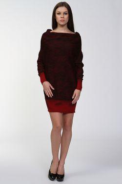 Платье Diesel                                                                                                              красный цвет