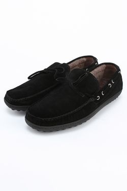 Мокасины Bouton                                                                                                              чёрный цвет