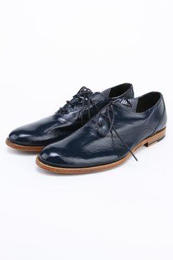 Туфли Bouton                                                                                                              синий цвет